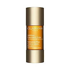 Clarins - Radiance-plus golden glow booster for body 15ml