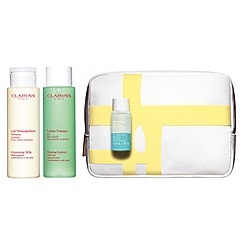 Clarins - Cleansing Collection for combination to oily skin