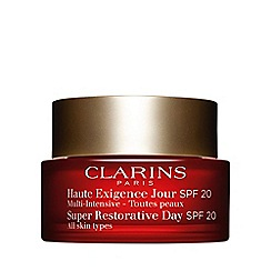 Clarins - 'Super Restorative' SPF 20 day cream 50ml