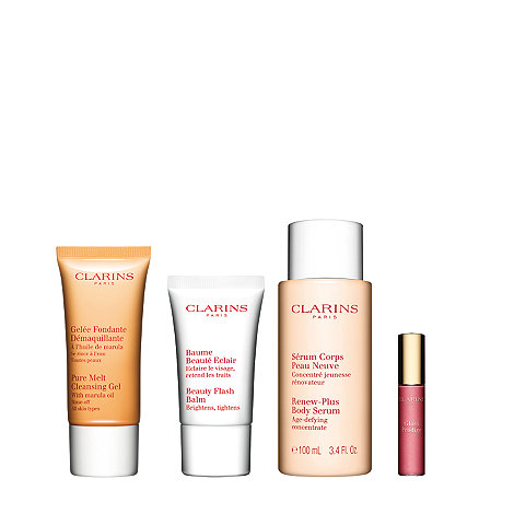 Clarins - +Radiance Experts+ skincare gift sets