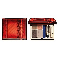 Clarins - 'Colours of Brazil' quartet and liner eye palette 4.9g