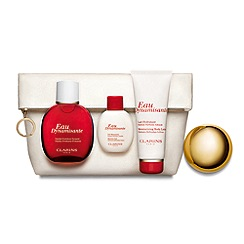 Clarins - Eau Dynamisante Collection 'Wake-Up Treats' Gift Set