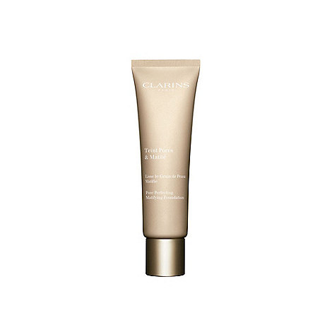 Clarins - +Pore Perfecting+ matifying foundation 30ml
