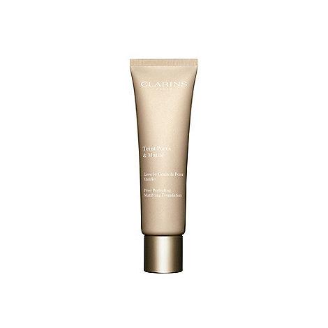 Clarins - +Pore Perfecting+ cream foundation 30ml