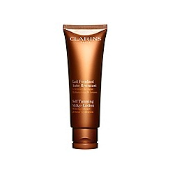 Clarins - 'Self Tanning' milky lotion 125ml