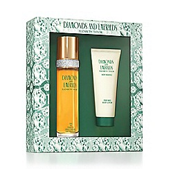 Elizabeth Arden - 'Elizabeth Taylor Emeralds' 100ml set