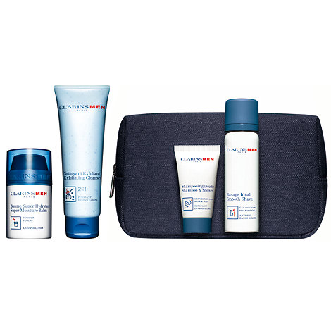 Clarins - Grooming Essentials Collection