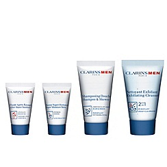 Clarins - Mens Starter Kit