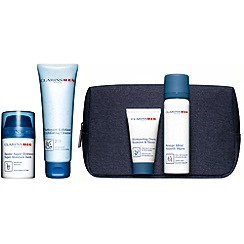 Clarins - ClarinsMen Grooming Essentials Kit