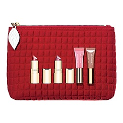 Clarins - 'Lip Makeup Collection- Beautiful Lip Essentials' gift set