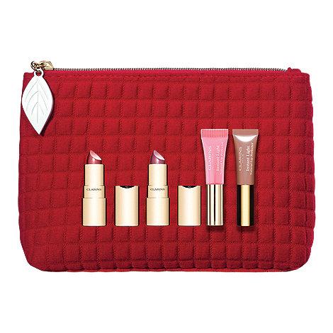 Clarins - +Beautiful Lip Essentials+ gift set