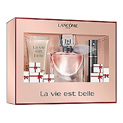Lancôme - Debenhams Exclusive La Vie est Belle EDP 30ml Christmas gift set