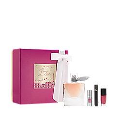 Lancôme - La Vie est Belle' eau de parfum 50ml- Debenhams exclusive Christmas gift set
