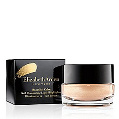 Elizabeth Arden - 'Beautiful Colour Bold- Champagne' illuminating liquid highlighter