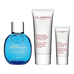 Clarins - Eau Ressourçante Value Kit