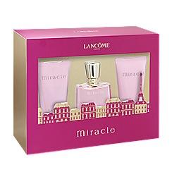 Lancôme - 'Miracle' eau de parfum 30ml Christmas gift set