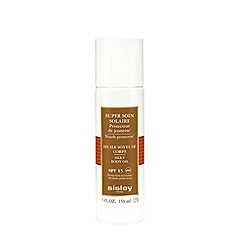 Sisley - Super Soin Solaire Silky Body Oil Sun Care SPF 15