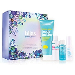 Bliss - Crown Jewels-Best of Bliss Gift Set
