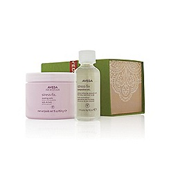 Aveda - A quiet retreat from stress is a gift