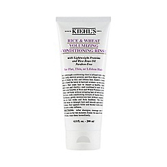 Kiehl's - Wheat & Rice Conditioner Tube 200ml