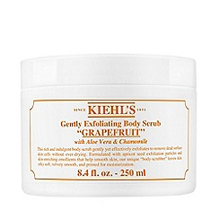 Kiehl's - Grapefruit body scrub 250ml