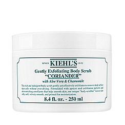 Kiehl's - 'Coriander' body scrub 250ml