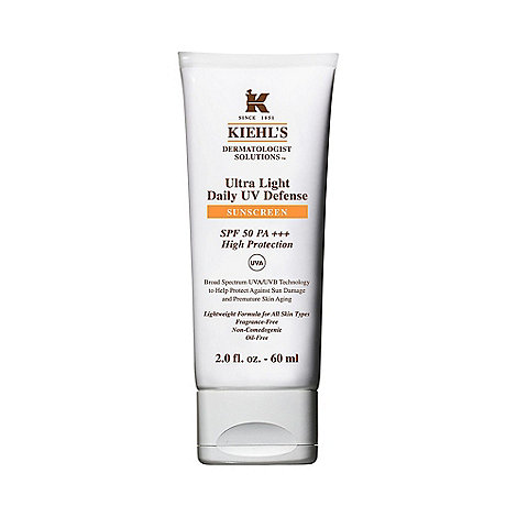 Kiehl+s - +Ultra Light Daily UV Defense+ SPF 50 sunscreen 60ml