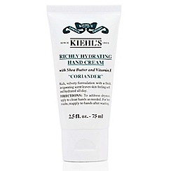 Kiehl's - Peter Max Limited Edition Coriander Handcream 75ml