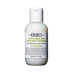 Kiehl's - Olive Fruit Oil Nourishing Shampoo 75ml