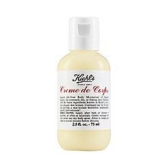 Kiehl's - 'Creme De Corps' body moisturiser 75ml
