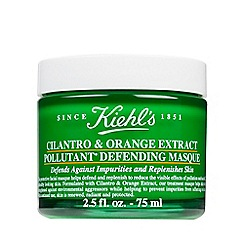 Kiehl's - 'Cilantro And Orange Extract' pollutant defending mask 75ml