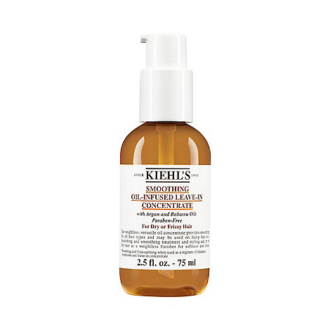 Kiehl+s - +Smoothing Oil-Infused+ hair treatment 75ml