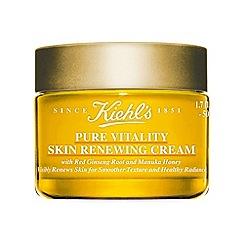 Kiehl's - 'Pure Vitality Renewing' skin cream 50ml