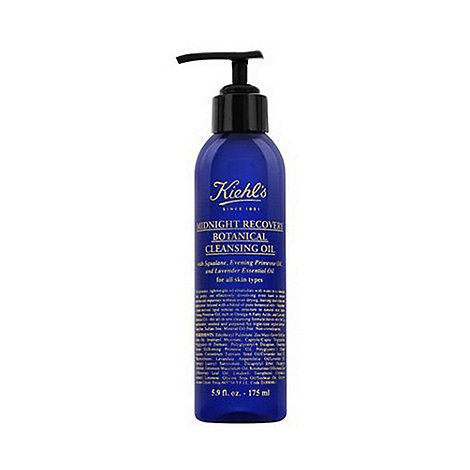 Kiehl+s - +Midnight Recovery Botanical Cleansing Oil+
