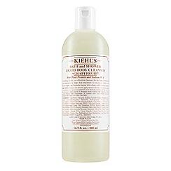 Kiehl's - Bath and shower liquid body cleanser 500ml