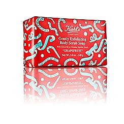Kiehl's - Limited edition 'Grapefruit' gently exfoliating body scrub soap