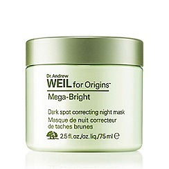 Origins - Mega-Bright Dark spot correcting night mask 75ml