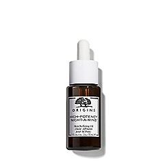 Origins - High-potency Night-A-Mins Skin renewing face oil