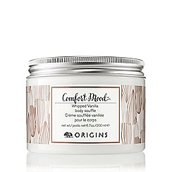 Origins - 'Comfort Mood' whipped vanilla body soufflé 200ml