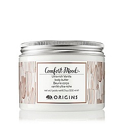 Origins - Comfort Mood  Ultra-rich Vanilla body butter