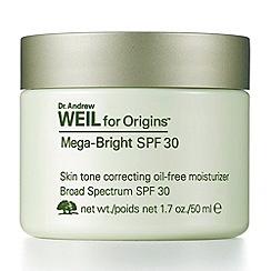 Origins - Mega-Bright SPF 30 Skin tone correcting oil-free moisturiser