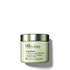 Origins - 'Dr. Weil Mega-Bright' dark spot correcting night mask 75ml