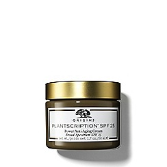 Origins - 'Plantscription  Power Anti-Aging SPF 25' cream 50ml