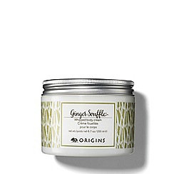 Origins - 'Ginger Souffle' whipped body cream 200ml