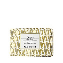 Origins - 'Ginger' savory bath bar 200g