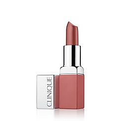 Clinique - 'Pop Matte' lip colour and primer