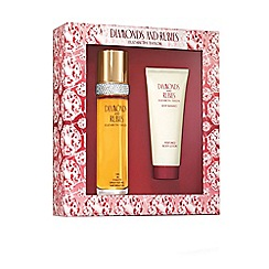 Elizabeth Arden - White Diamond and Rubies Eau de Parfum Set 100ml