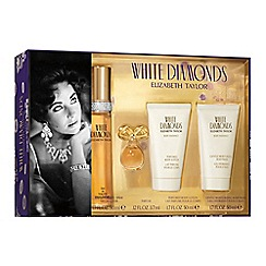 Elizabeth Arden - White Diamonds 50ml Eau de Toilette Gift Set for Her