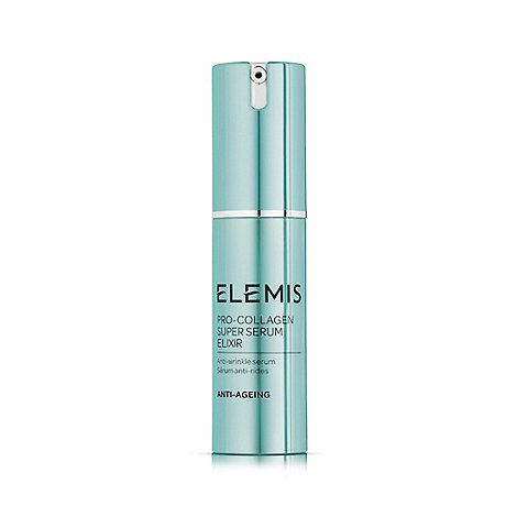 ELEMIS - +Pro-Collagen+  elixir super serum15ml