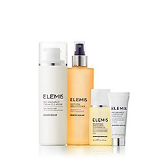 Elemis - Beautifully Radiant Cleansing Collection  - Worth £69